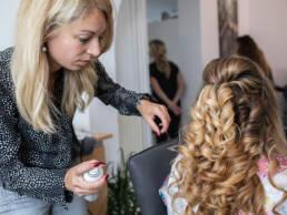 Kim's Hairstyle - Bruidjes